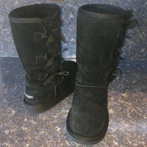 Koolaburra by UGG Black VICTORIA TALL Winter Boot